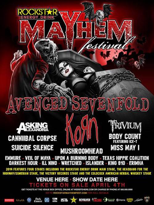 Mayhem-2014